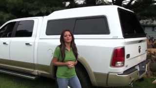 MX Series Truck Cap - A.R.E. Truck Caps And Tonneau Covers