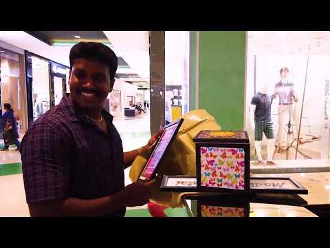 Surprise In Chennai VR Mall   Surprise Machi   Chennai   Birthday Surprise