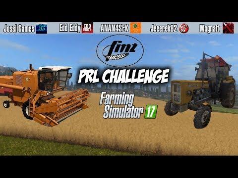 """PRL Challenge Farming #1 """"60-tka z orką"""""""