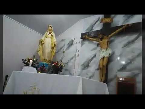Mensagem de Nossa Senhora no dia 13 de fevereiro de 2019 em São José dos Pinhais, PR.