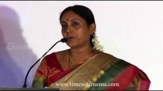 Saranya Ponvannan Actress Speaks About 24 Movie Press Meet | TOC