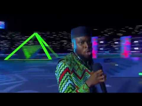 Download Watch Fuse ODG's outstanding performance at the Afcon 2019 Closing Ceremony