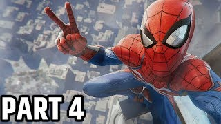 SPIDEY SENSES TINGLING \\ Marvel's SPIDER-MAN PS4 GAMEPLAY \\ PART 4 thumbnail