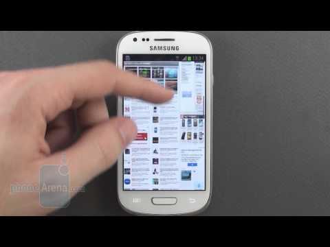 Samsung Galaxy S III mini Review