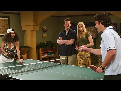 Friends Season 9 Episode 23-24 The One In Barbados Deleted Scenes