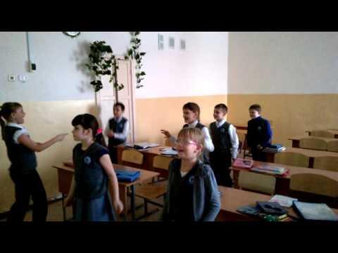 Физкультминутка на уроке английского языка видео