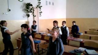 физкультминутка на уроке английского