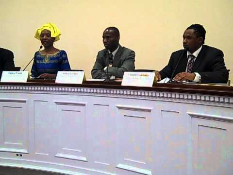 March 2 Congressional Briefing on D.R. Congo - Welcome by Emira Woods