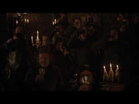 Game Of Thrones - Arya Stark kills Walder Frey's family