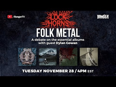 LOCK HORNS: Folk Metal Essential Albums episode thumbnail