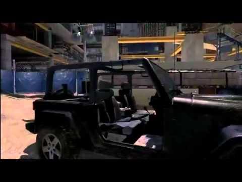 Sneak Peek 2012 Jeep Wrangler Call Of Duty Mw3 Special Edition