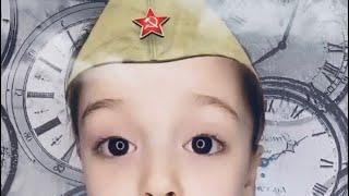 Стихи о войне / Вера Карселадзе / Стихи ко дню победы 9 мая /  дети читают стихи