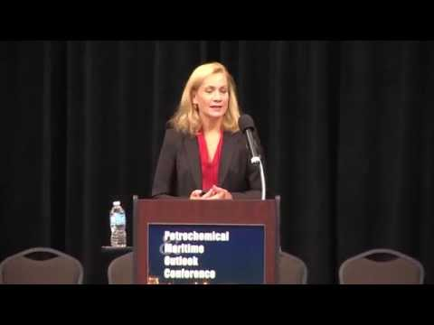 Petrochemical & Maritime Outlook Conference, Shell Oil - Lori Ryerkerk