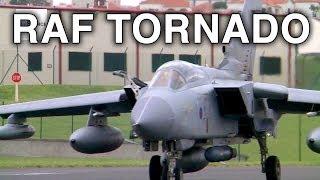 Royal Air Force Tornado GR4 Landings