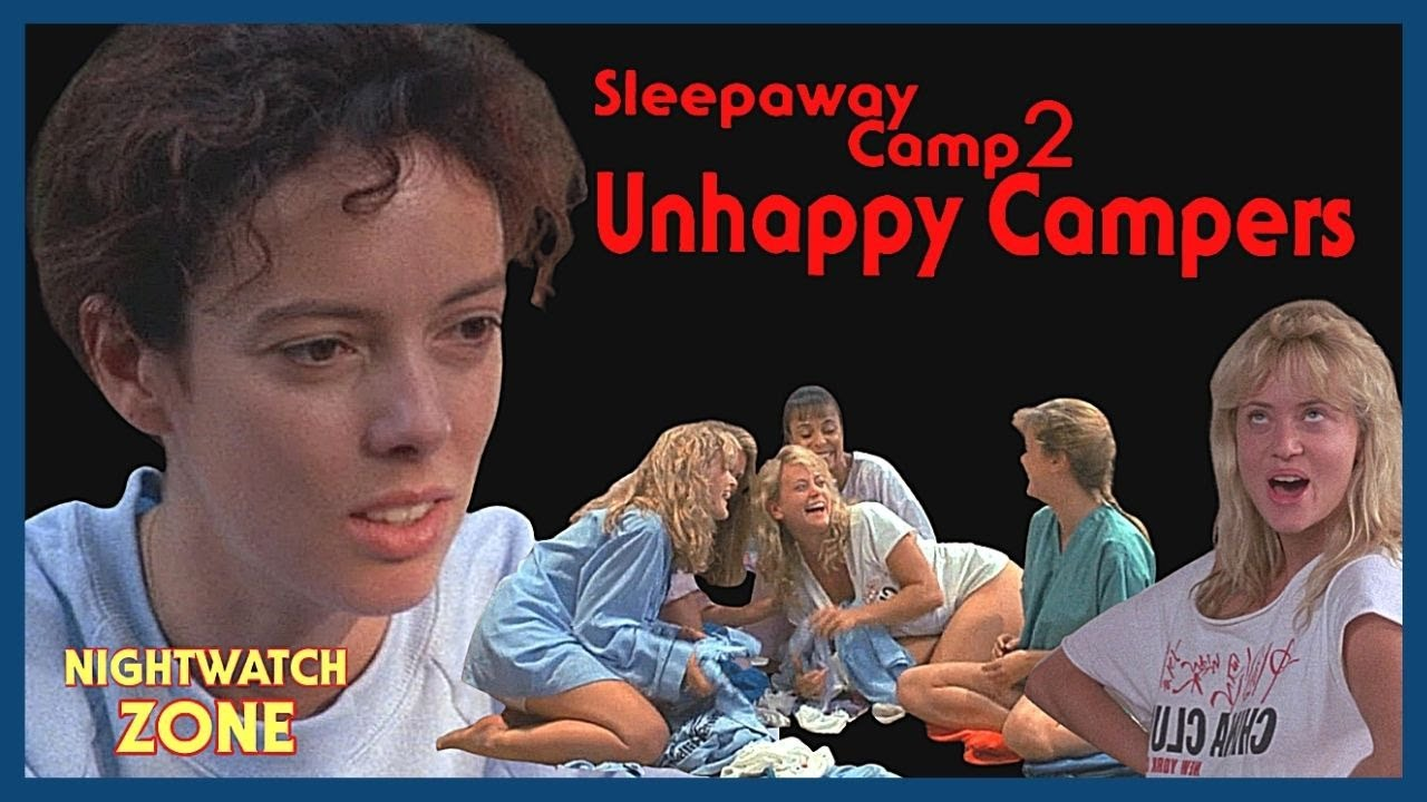 Download Sleepaway Camp 2 (1988) - Movie Review and Discussion