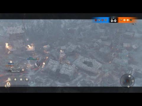 For Honor - RTS Camera Glitch