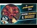 We Talk BB-8 and Aliens with Matt Denton の動画、YouTube動画。