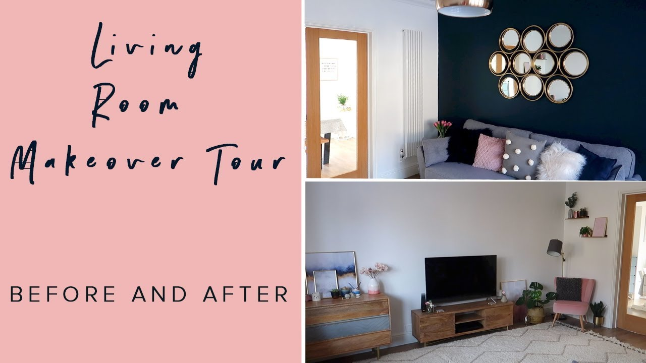 before after living room living room makeover tour before and after 14436