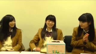 2015年01月18日放送分(日) 山田みずほvs荒井優希vs高塚夏生.