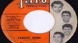 The Premiers - Farmer John.wmv