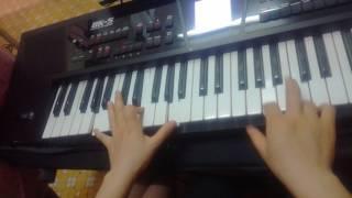 [Đệm hát] Màu hoa đỏ piano