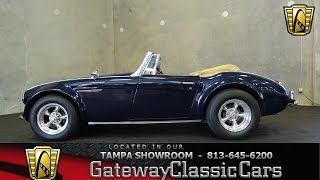 1962 Austin Healey 3000 Replica - stock#755-TPA