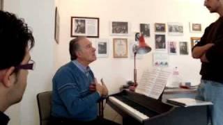 VOCAL Lessons for Tenor - OPERA ERNANI Giuseppe Verdi
