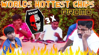 World's Hottest Jolo Chips Challenge with @Gpmuthu Official Anna