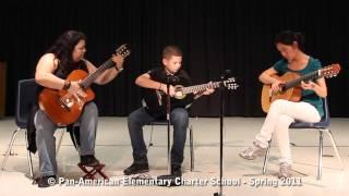 PanAm 2011 Spring Concert - Guitar Class