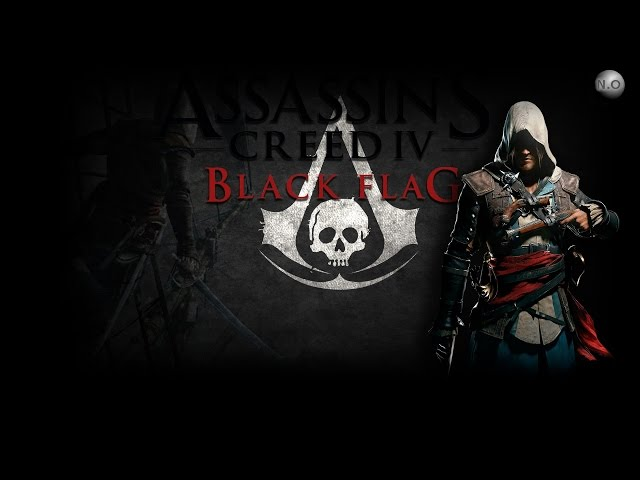 Gameplay 01 : Assassin's Creed IV Black Flag