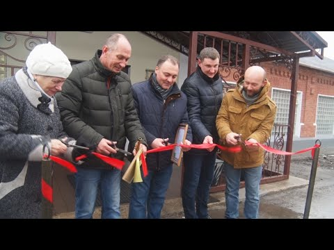 Открытие городской бани после капитального ремонта (25.03.19)