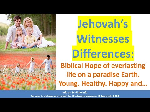 Jehovah's Witnesses Memoria to remember the death of Jesus