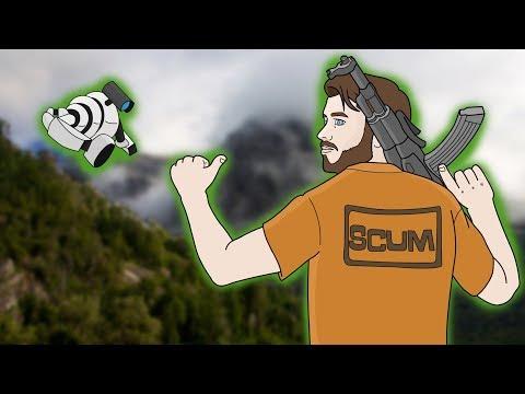 SCUM is Weird
