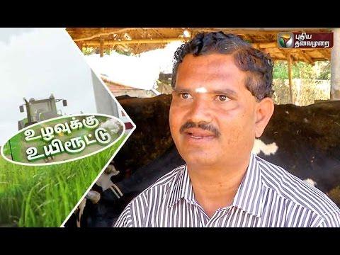 Uzhavukku Uyiroottu: Cattle Farming | 05/03/2017 | Puthiyathalaimurai TV