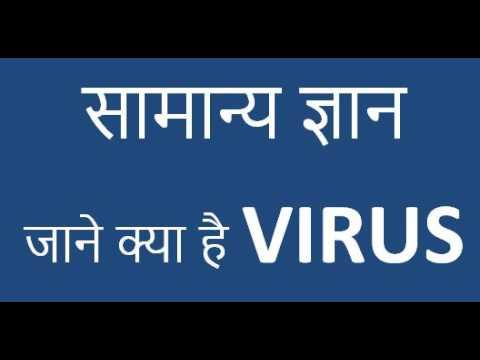 What is Computer VIRUS | VIRUS kya hota hai | VIRUS full form ...
