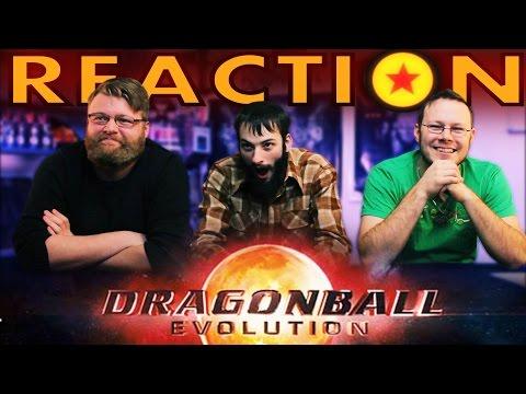 Dragonball Evolution Honest Trailer REACTION!!