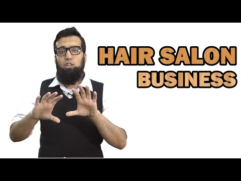 Hair Salon Business by Azad Chaiwala