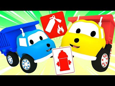 Учим правила пожарной безопасности вместе с Грузовичком Игорем - Грузовичок Игорь 🚚  для детей