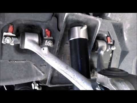 Corvette front shocks remove and replace by froggy c5 c6