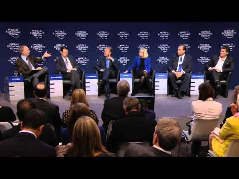 The new digital context ,davos 2014