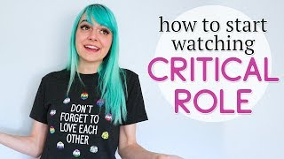 How to Start Watching Critical Role