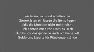 [Lyrics] Dame - Monty's Fabrik