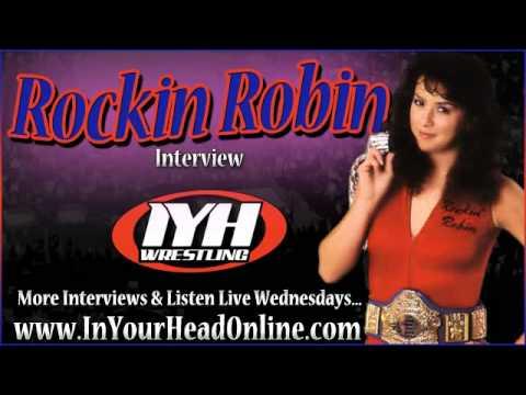 Former WWF Women's Champion Rockin Robin Interview