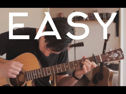 Easy (Like Sunday Morning...) - The Commodores // Fingerstyle Guitar Cover - Dax Andreas