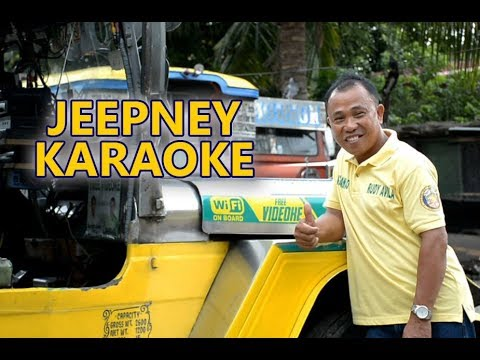 Amazing jeepney driver offers riders free wifi, karaoke, and TV while on trip | Kami Stories