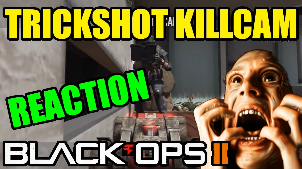 Trickshot Killcam # 546 | Special REACTION | Freestyle Replay