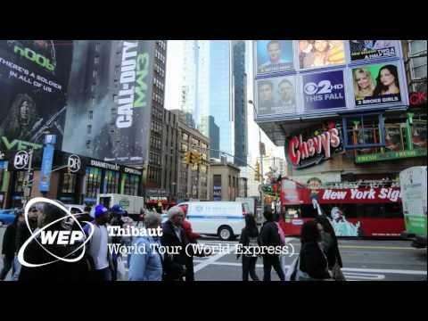 WEP Getuigenis - Thibaut - World Tour (World Express)