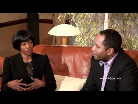 Melba Moore in London UK Official (HD) Interview by Simon Precilla