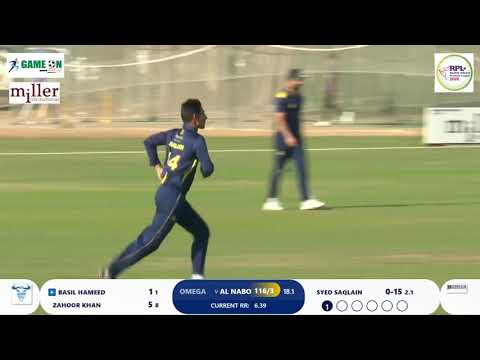 IPL 2019 - Match 31 Highlights: Al Nabooda Insurance Brokers Vs Omega Insurance Brokers