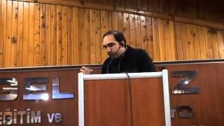 01.02.2013 YERYÜZÜ VAKFI PROF.DR. AHMET YAMAN KONFERANSI